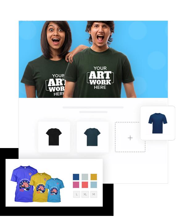 tshirt design tool